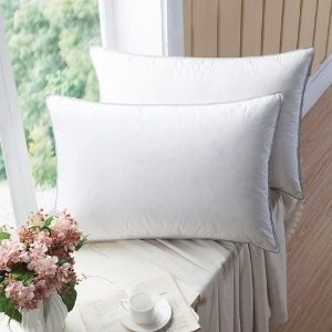Wenersi Goose Feather Pillow – Best Temperature Regulation
