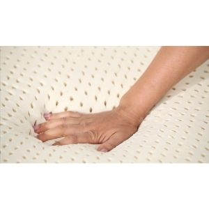 PlushBeds Natural Latex Topper