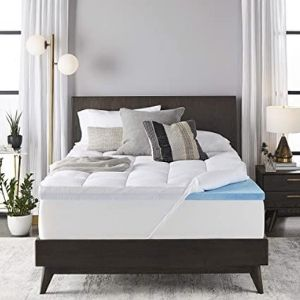 Sleep Innovations 4-Inch Dual Layer