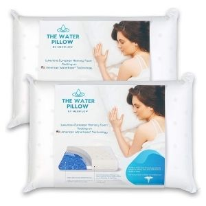 Mediflow Water Pillow - Best Water Pillow for Neck Pain