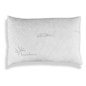 Xtreme Comforts - Flow Bamboo Shredded Memory Foam Pillow