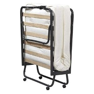 Linon Memory Foam Luxor Folding Bed