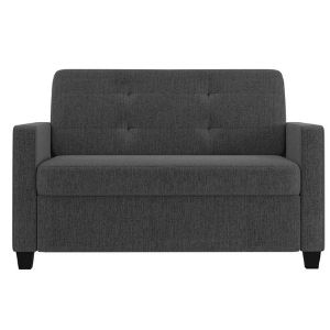 Signature Sleep Devon Sleeper Sofa With Memory Foam Mattress–Best for Small Spaces