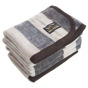 Desert Breeze Distributing Alpaca and Sheep Wool Blanket