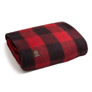 Arcturus Buffalo Plaid Wool Blanket