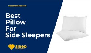 pillow for side sleepers