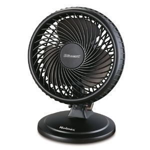 Holmes Lil' Blizzard Oscillating Table Fan