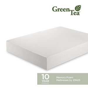 Zinus Memory Foam Green Tea