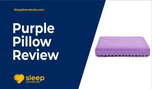 purple pillow review