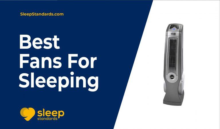best fans for sleeping
