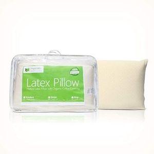 Organic Textiles Natural Latex Pillow