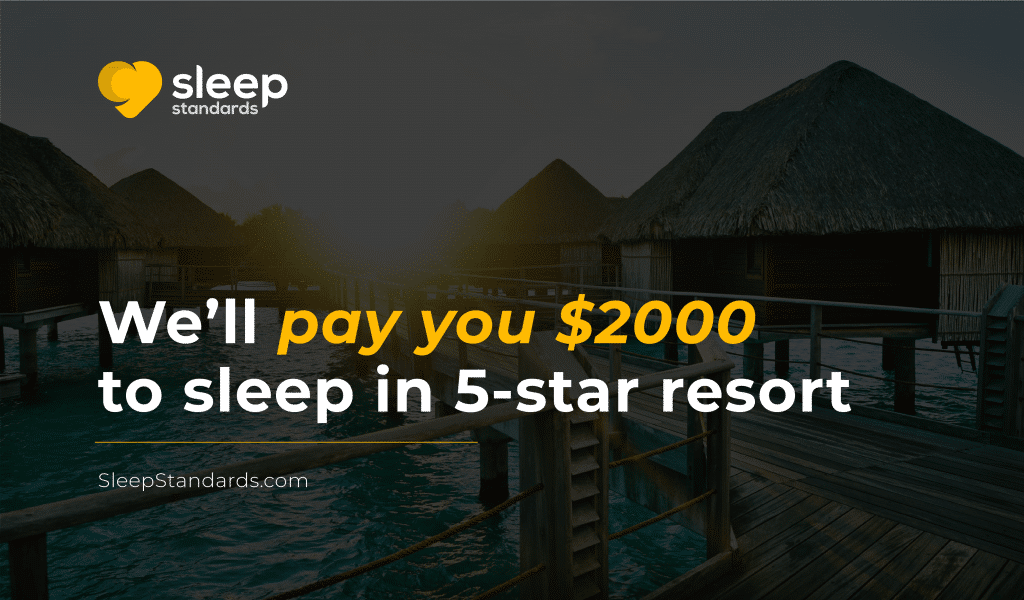 Dream Job: We'll Pay You $2000 to Sleep in 5-Star Resort 5