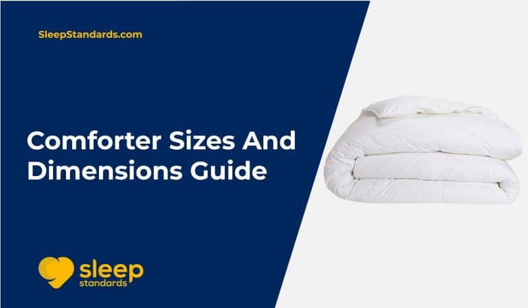 Comforter-Sizes-And-Dimensions-Guide