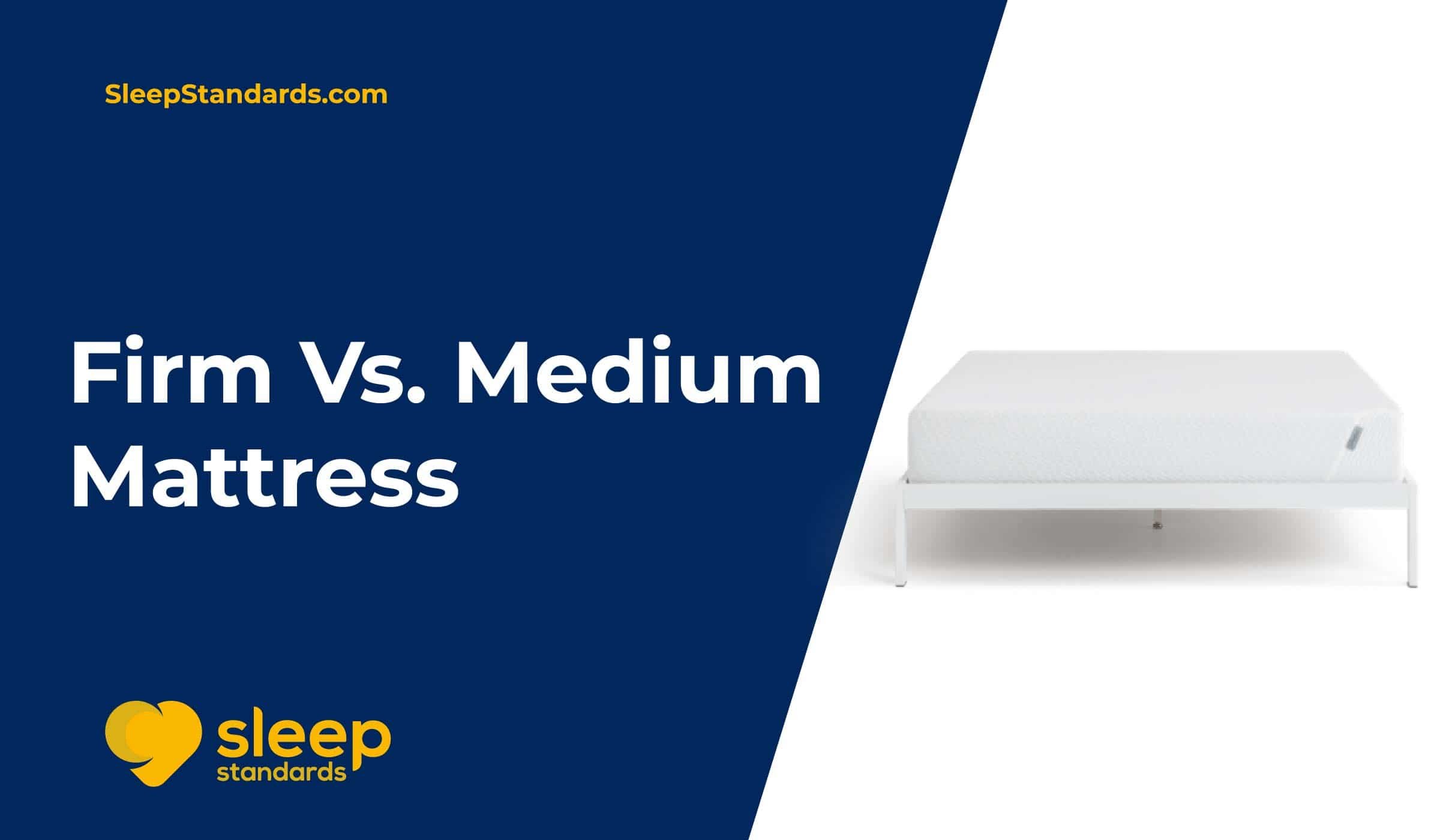 Firm-Vs-Medium-Mattress