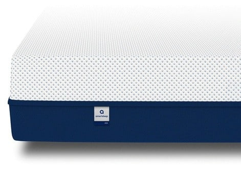 Amerisleep AS3 mattress in a box in 2021 side view