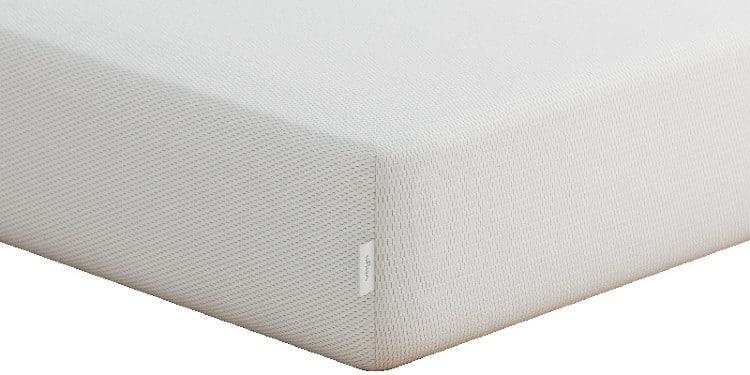 Vaya mattress in a box in 2021 corner view