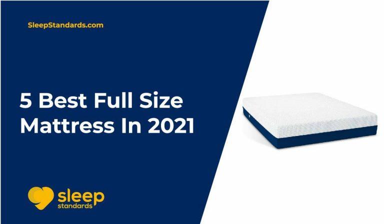 Best-Full-Size-Mattress