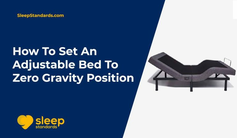 Set-Adjustable-Bed-To-Zero-Gravity-Position