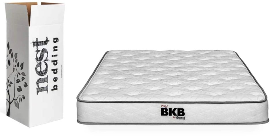 Best Mattress for Kids - Nest Big Kid's Bed (BKB)