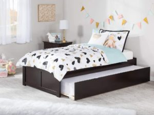 Atlantic furniture daybed with twin trundle