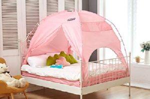 Besten floorless bed tent for kids