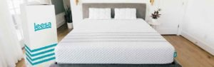 Leesa twin mattress