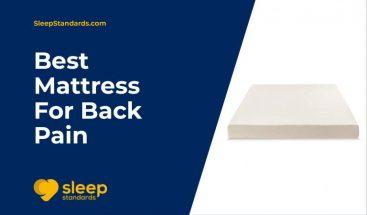 Best Mattress For Back Pain 2021