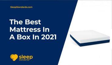 Best Mattress In A Box In 2021
